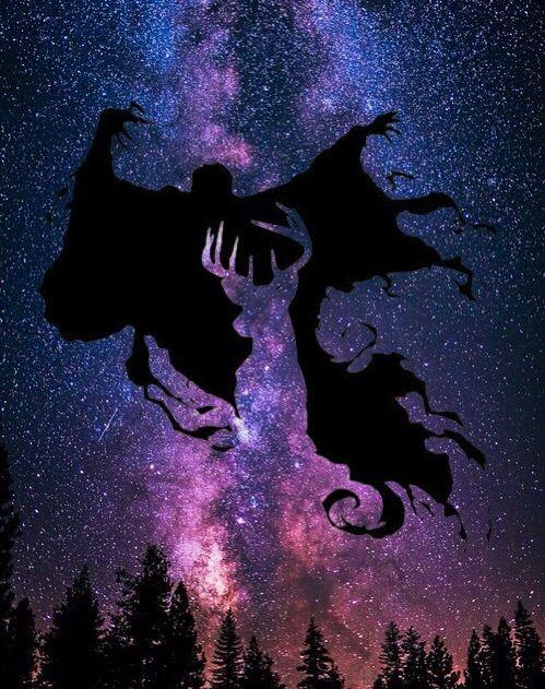 Backgrounds Books Galaxy Love Movies Tumblr Wallpapers Selflessflower Harry Potter Mitoloji Resim Canavarlar