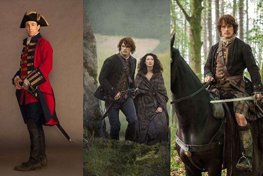 Dressing The Romance of Outlander – The Genius of Terry Dresbach | Golden Globes