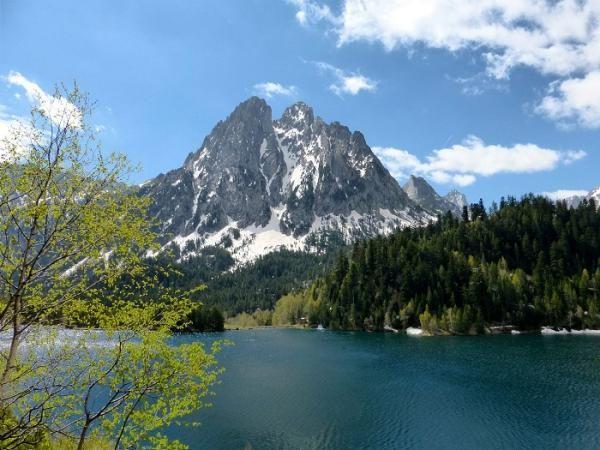 Diferencia entre paisajes naturales y culturales
