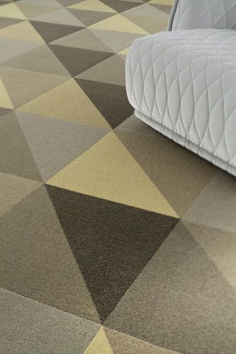 Commercial Tufted And Loop Pile Wool Carpet Tile Green Label Plus Certified Low Voc Emissions Isos Milliken Contract