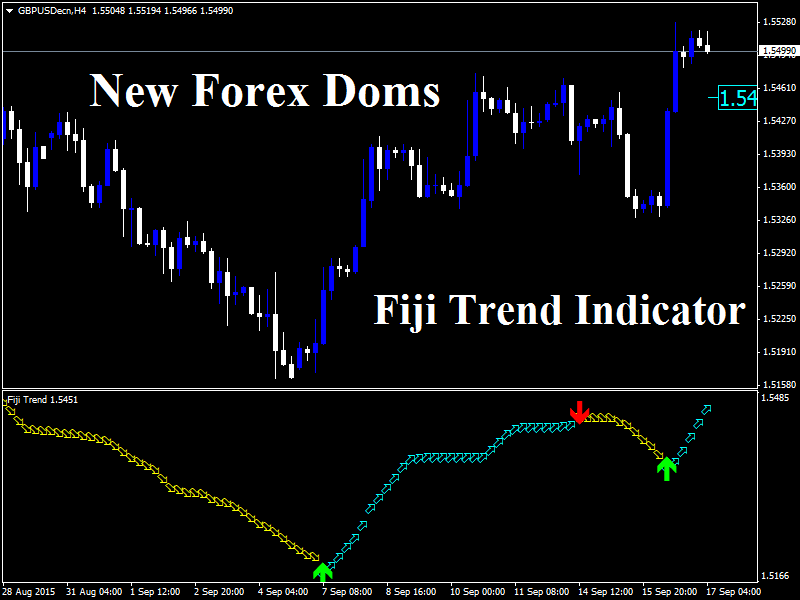 Forex long term trend indicator