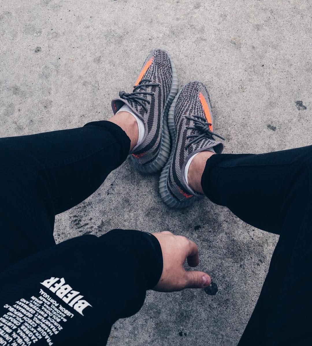 Dope Beluga Yeezy Boost 350 V2 fit How have you been ...