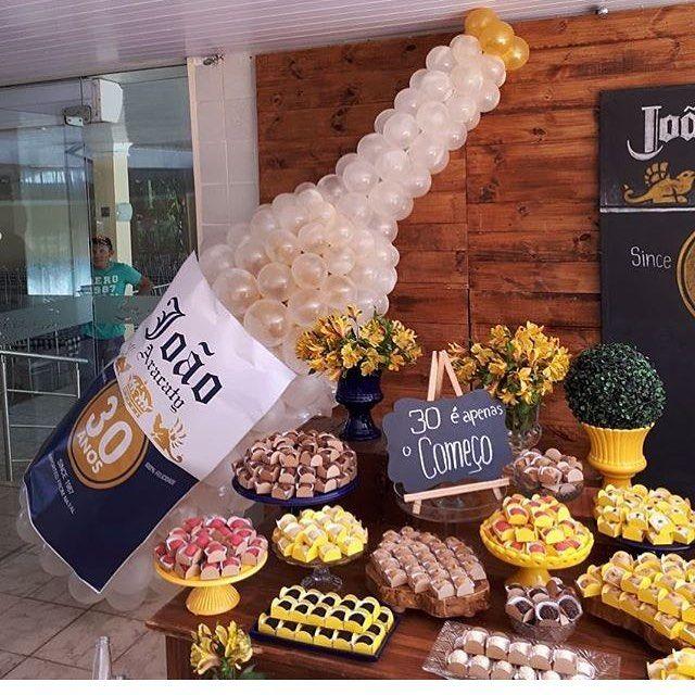 Globos Eliana Fiesta De Cerveza Decoracion Cumpleaños