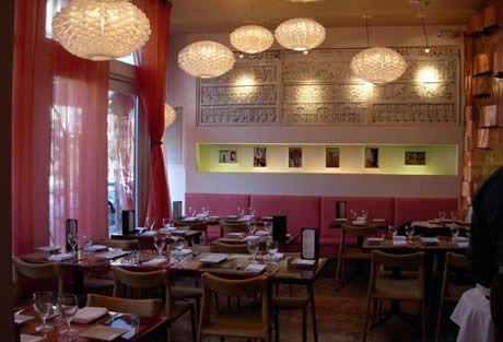 Indian Restaurant Decor Restaurant 1 Full Restaurant