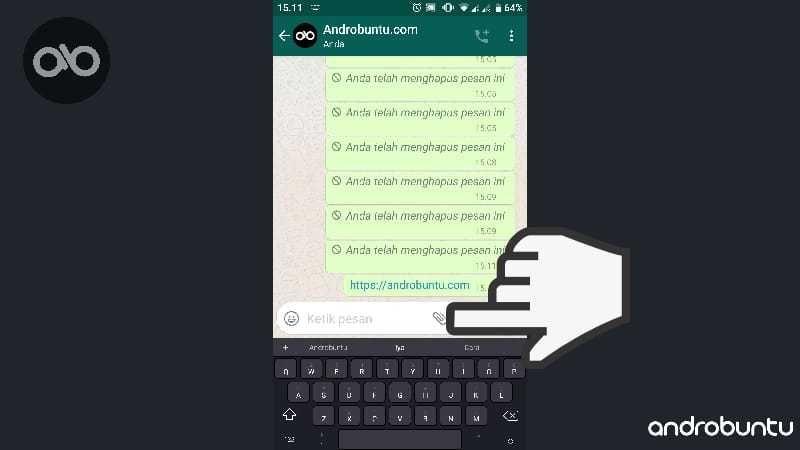 Cara Share Lokasi Di Whatsapp Facebook Line Dan Aplikasi Lain Pesan Instan Penghapus Pesan