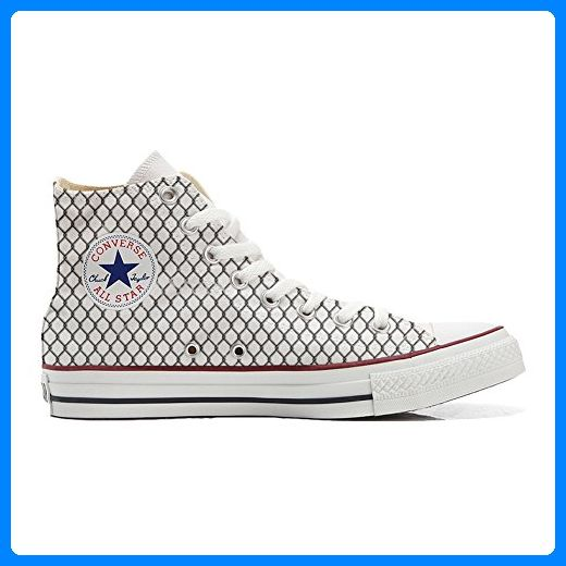 866d805a54cd Converse All Star Low Customized personalisierte Schuhe (Handwerk Schuhe)  La Gioconda TG46 - Sneakers