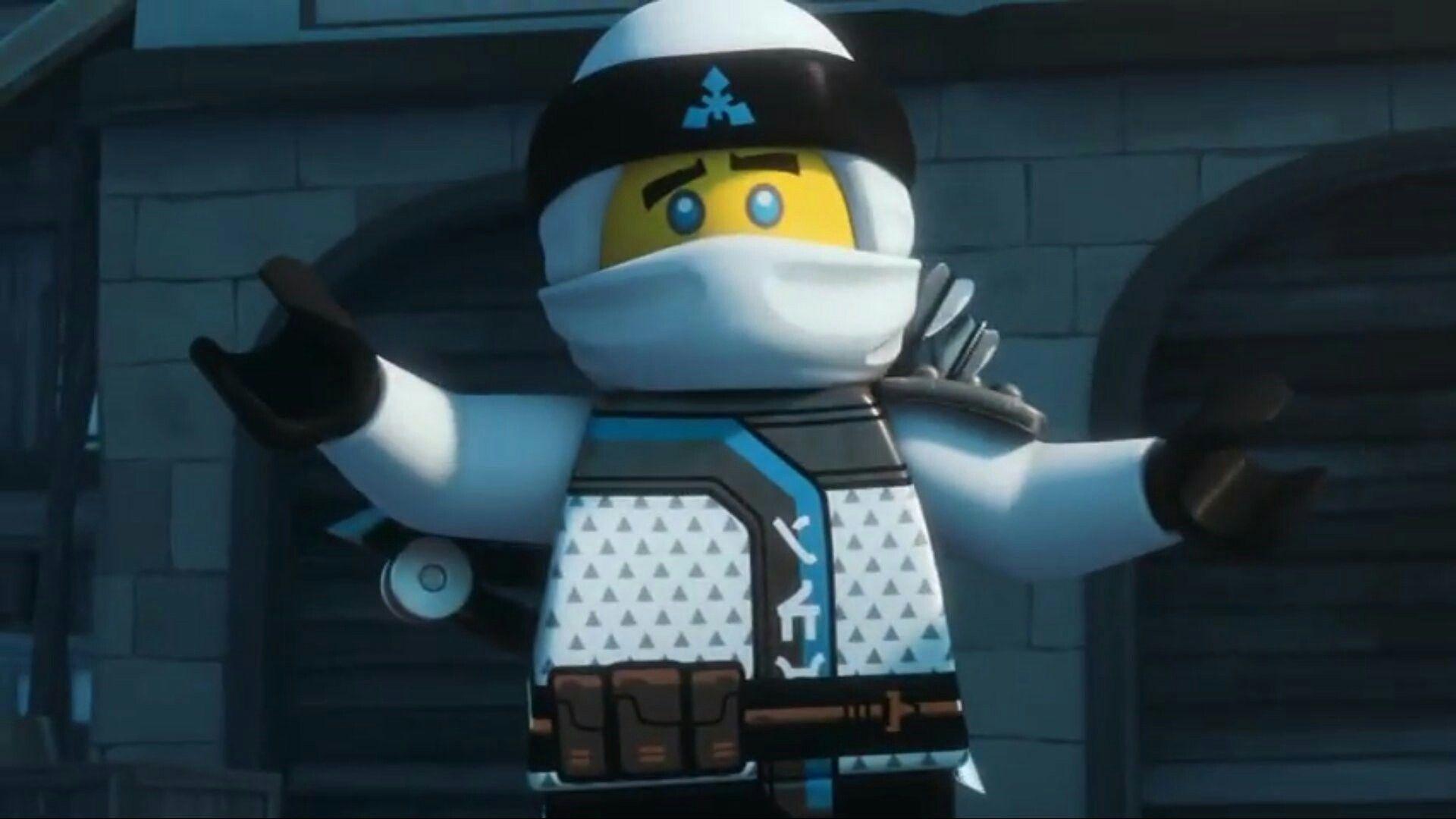 Zane ninjagosonsofgarmadon screenshot ninjago - Ninjago lego zane ...