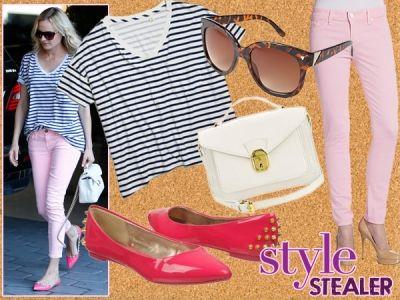 Style Stealer: Diane Kruger's Girly Basics