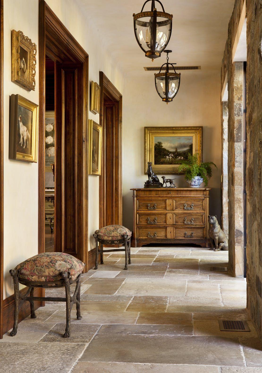 English Tudor Interior Design Ideas: English Tudor Hallway TraditionalNeoclassical By Linda L
