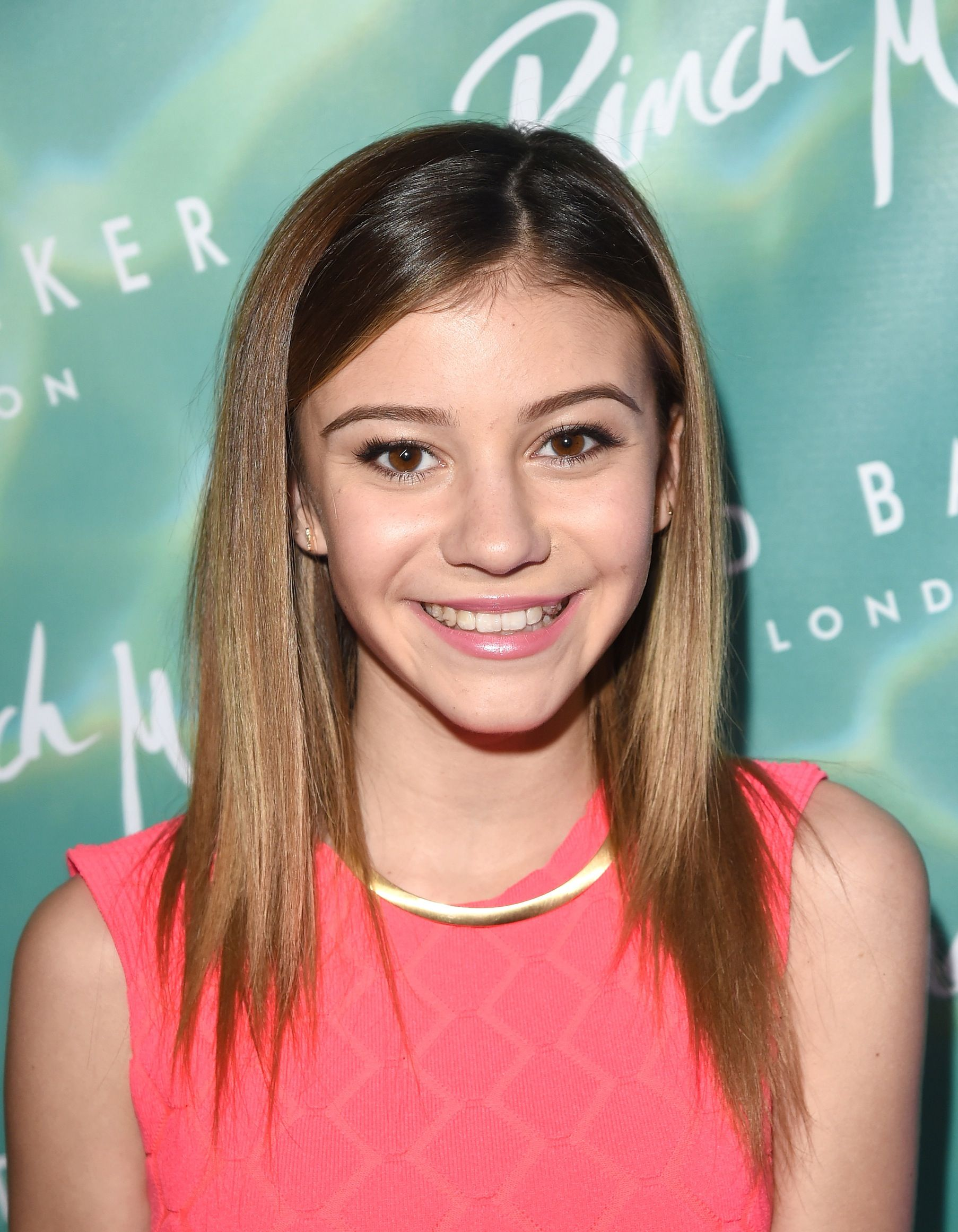 G. Hannelius Announces the Official Arrival Date of Her Nail Wrap ...