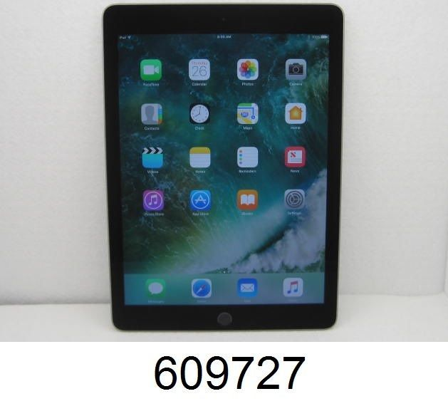 Apple iPad Air 2 16GB Wi-Fi 9.7in - Space Gray (Latest Model)