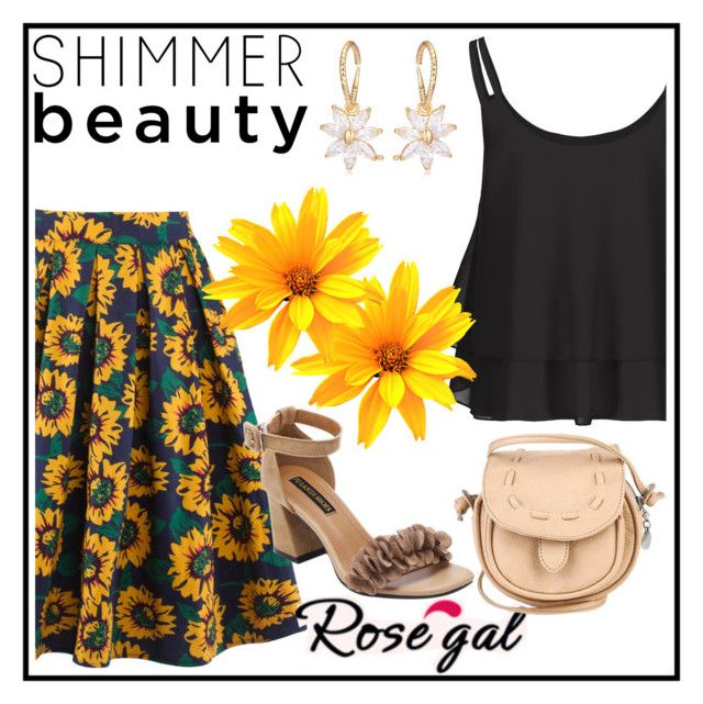 """Rosegal 44/I"" by sselma ❤ liked on Polyvore"