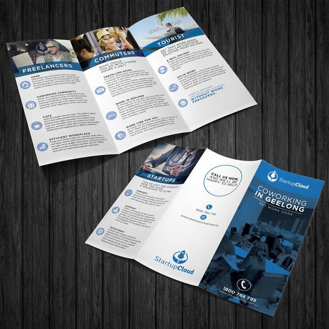 Coworking Brochure By Shoosh  Business Design