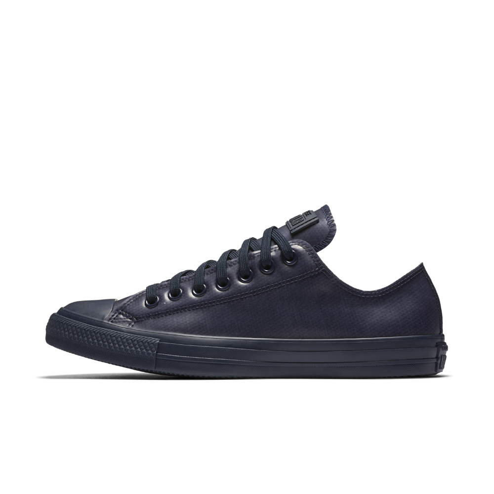 2b42757e7d3ffc Converse Chuck Taylor All Star Translucent Rubber Low Top Shoe Size 12  (Blue) - Clearance Sale
