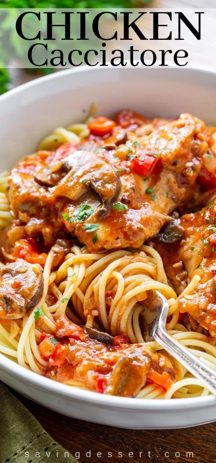 Photo of Chicken Cacciatore