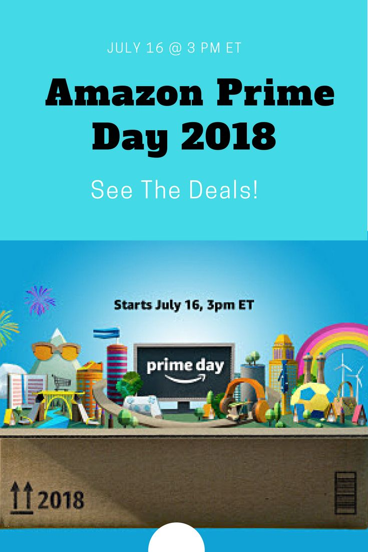 Amazon prime day july 16 2018 coupons and deals