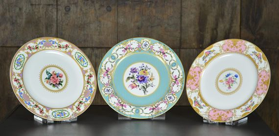 Wedding and Event Rentals | Marquee Rents | Dishware - Vintage Plates