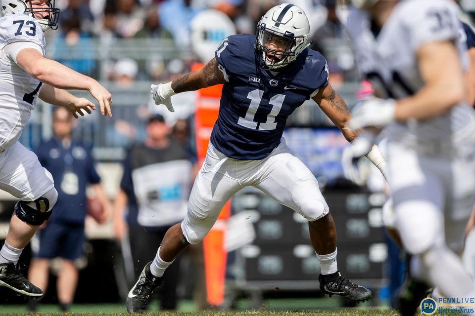 Penn State No 3 In Big Ten Power Rankings Journey Brown A Secret