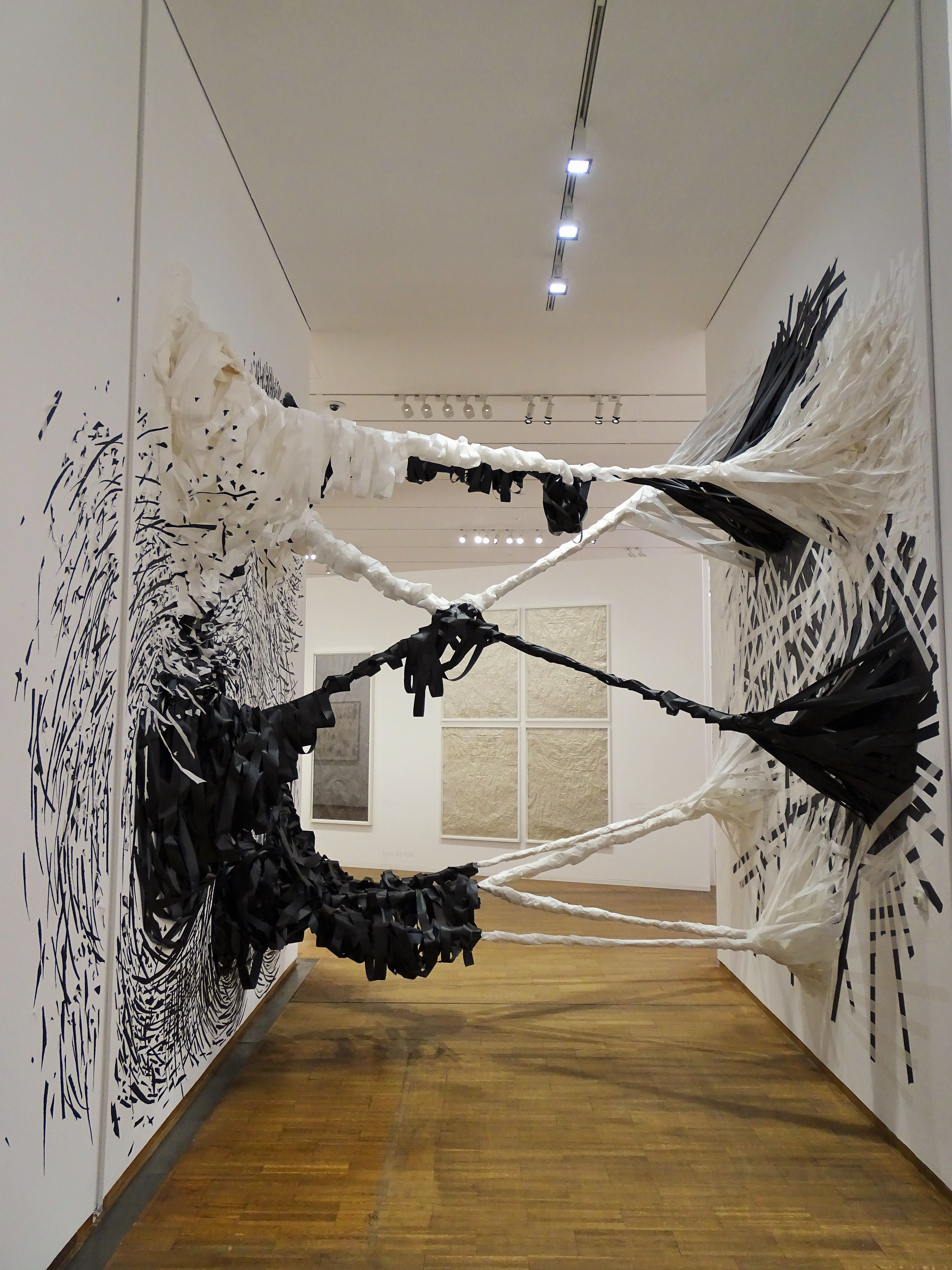 Installation Kunst