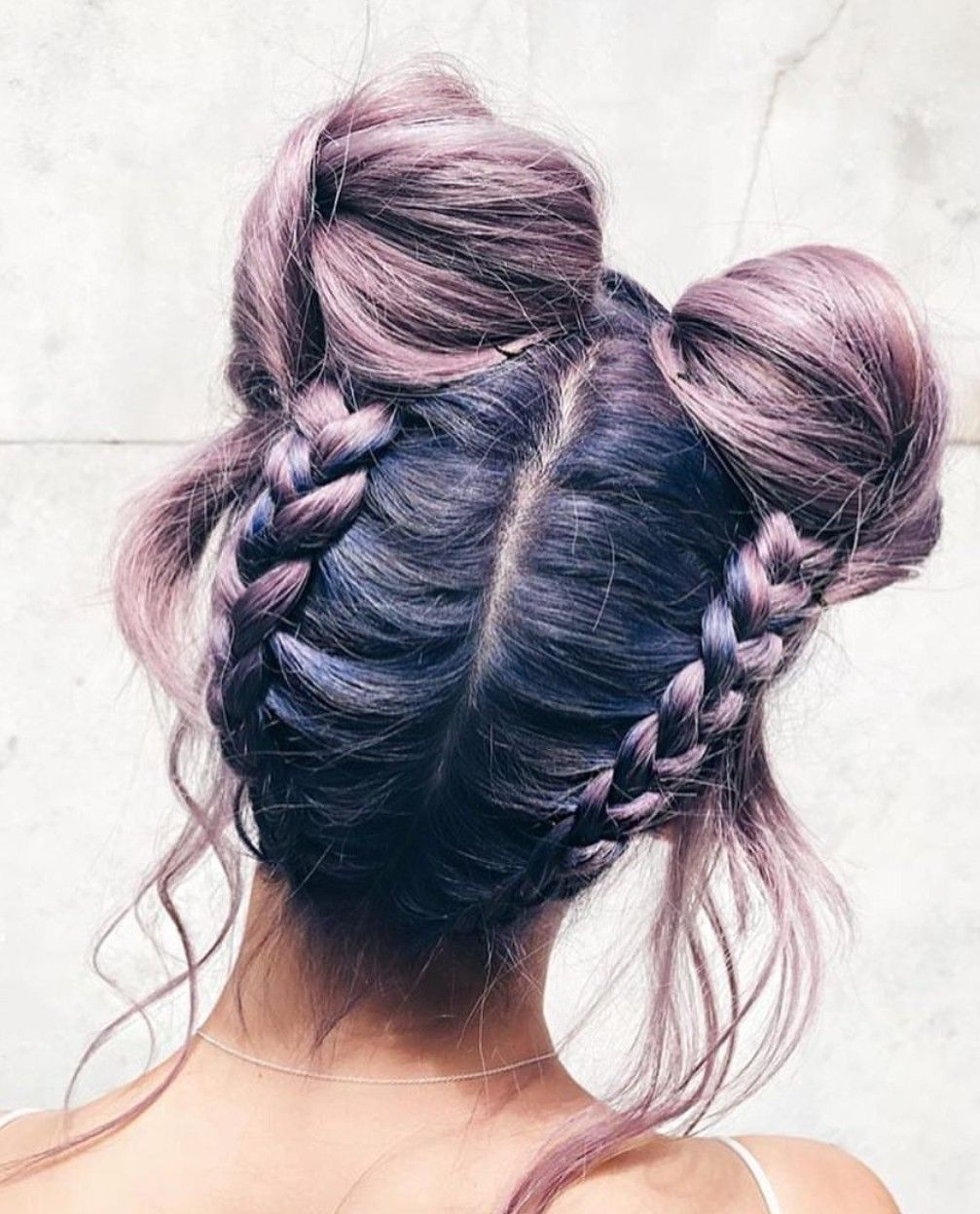 Tresse coachella in pinterest hair style hair coloring
