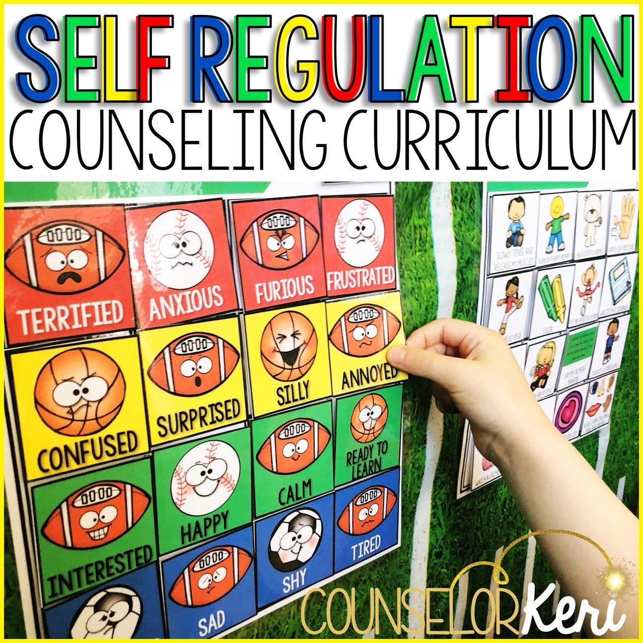 Self Regulation Curriculum Self Regulation Activities For