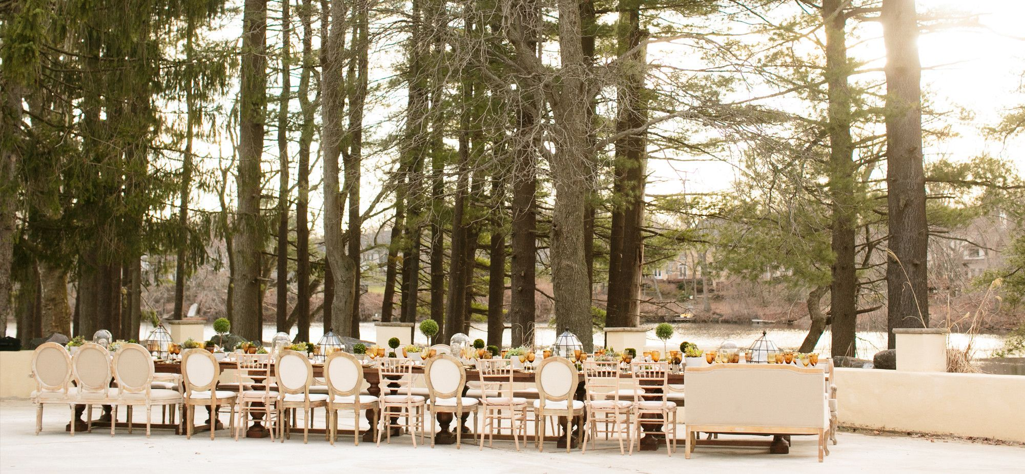 unique wedding venues northern new jersey%0A The Place on the Lake wedding venue in east brunswick