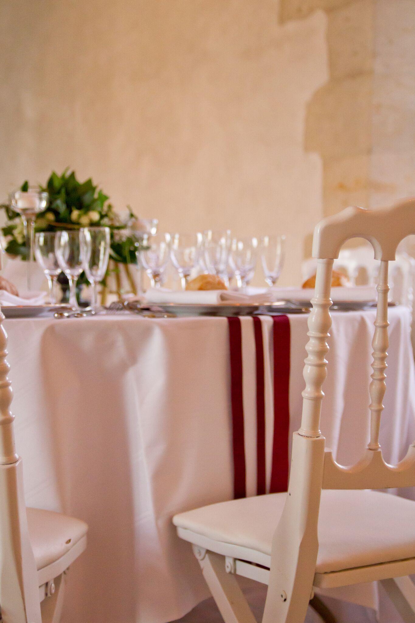 Mariage Néo classique Venise poitou décoration wedding planner