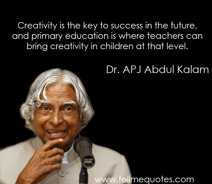 A P J Abdul Kalam Quotes TellMeQuotes Tell Me Quotes