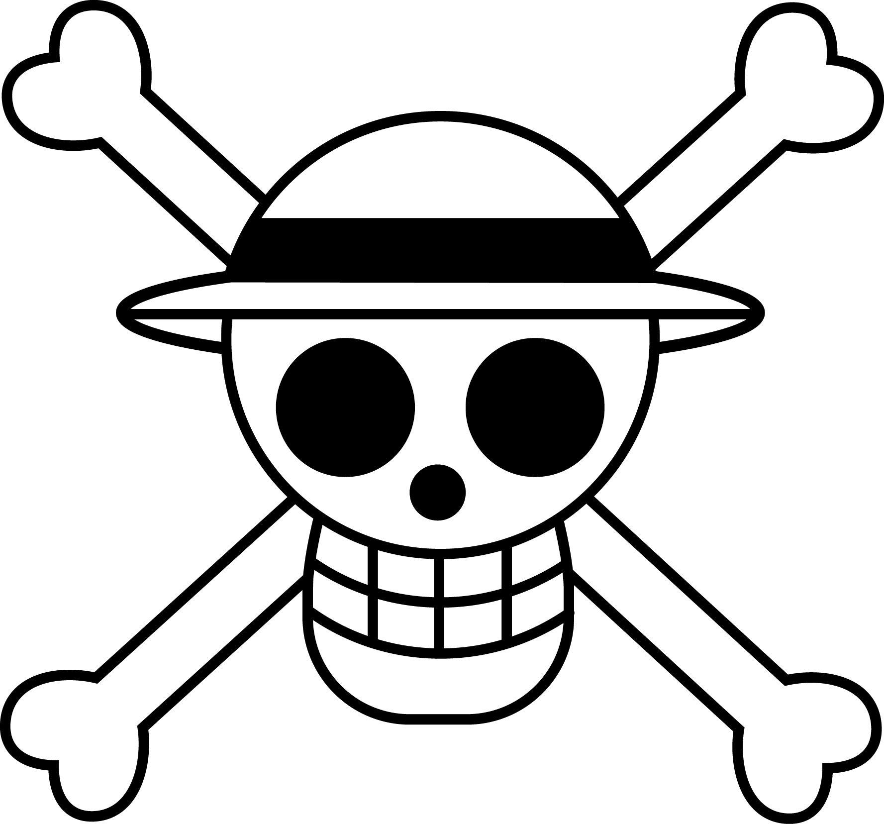 Luffy Jolly Roger