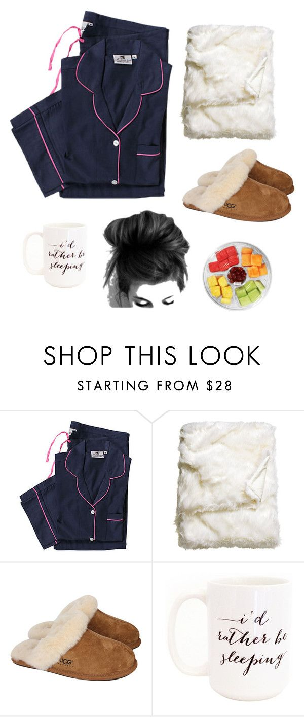 """""""When you get that really bad headache """" by kay-kayyy ❤ liked on Polyvore featuring interior, interiors, interior design, home, home decor, interior decorating, Malabar Bay, H&M, UGG Australia and Moon and Lola"""
