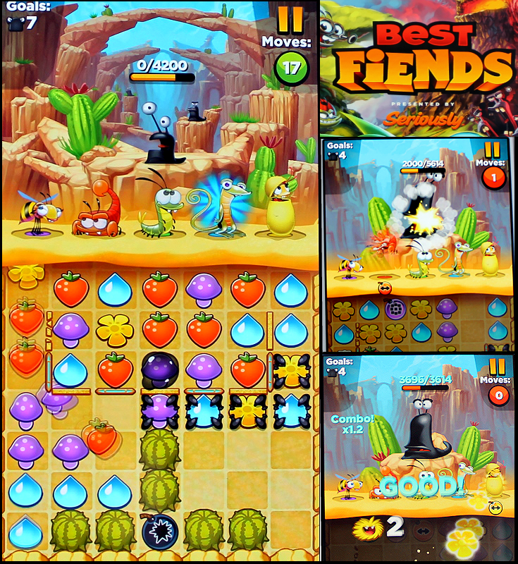 What I'm Gaming Why I LoveBestFiends Mobile Strategy