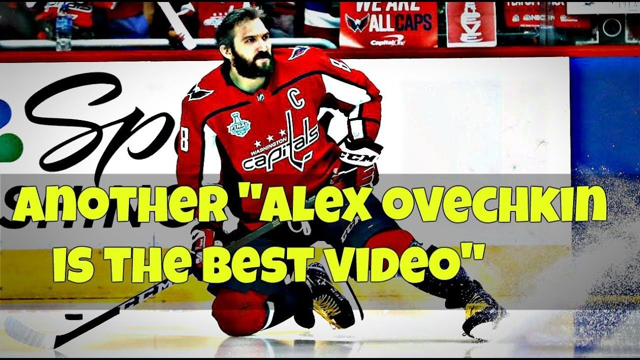 b1b23ce7a07 Alex Ovechkin with back to back hat tricks - He s the best
