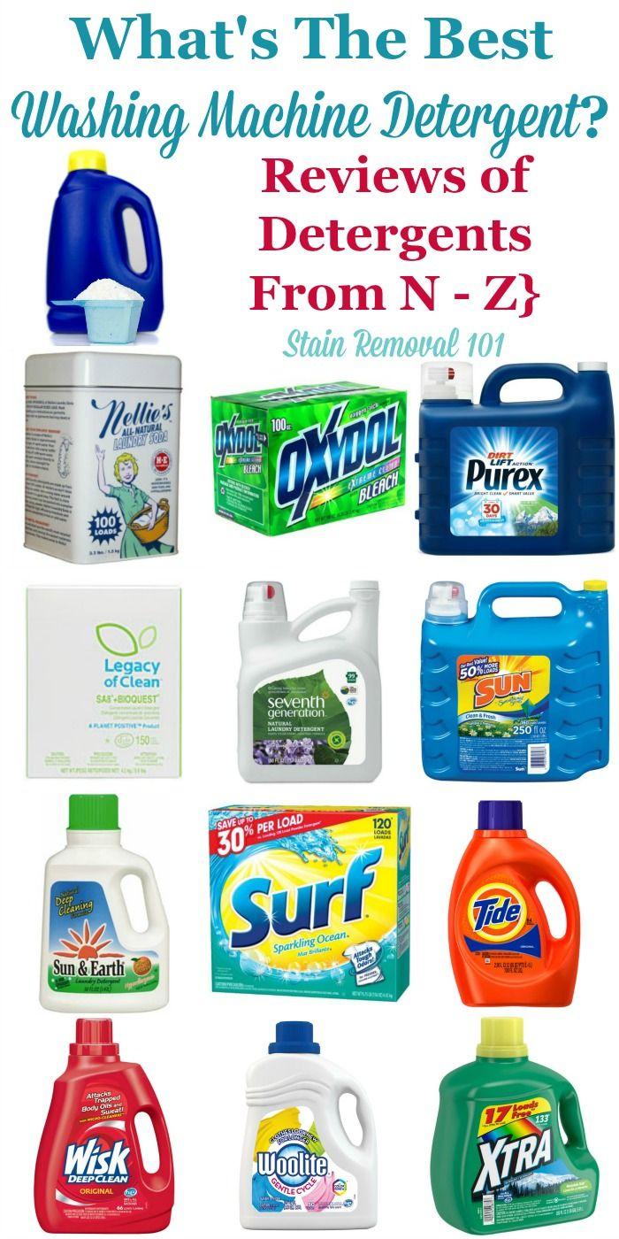 Washing Machine Detergent Reviews Ratings N Z Washing