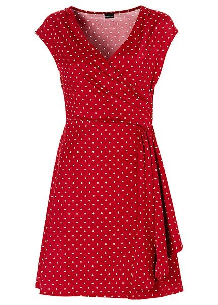 adb739c43e2e Bodkované šaty Presvedčivo ženské • 22.99 € • Bon prix