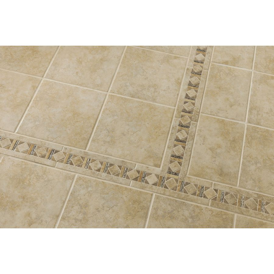 Shop style selections capri classic glazed porcelain indoor shop style selections capri classic glazed porcelain indooroutdoor floor tile common x actual x at lowes dailygadgetfo Choice Image