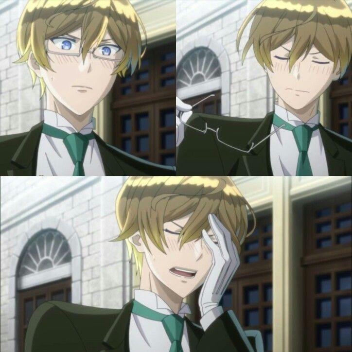 Master royal tutor royal anime fanart