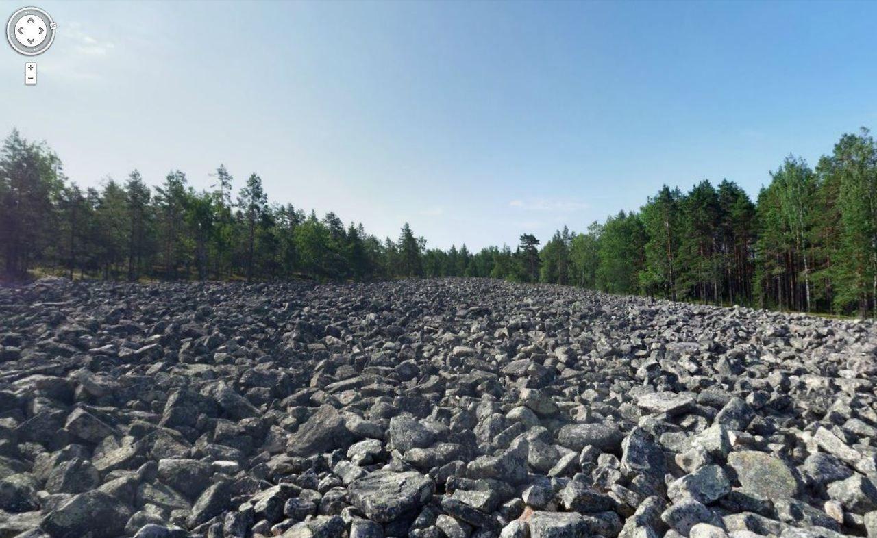 """Lauhanvuorentie,Suomi. +62° 7' 35.23"""", +22° 5' 52.75"""""""