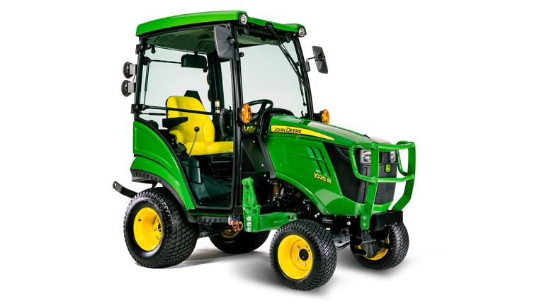 1025R Tractor | Sub-Compact Tractors | John Deere US