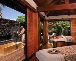 Four Seasons Resort Hualalai, Kona, Hawaii.  Attentive servcie and great culinary sensibilities make for an unforgettable experience at the resort.  Treat yourself to a massage in the spacious spa or complex garden.