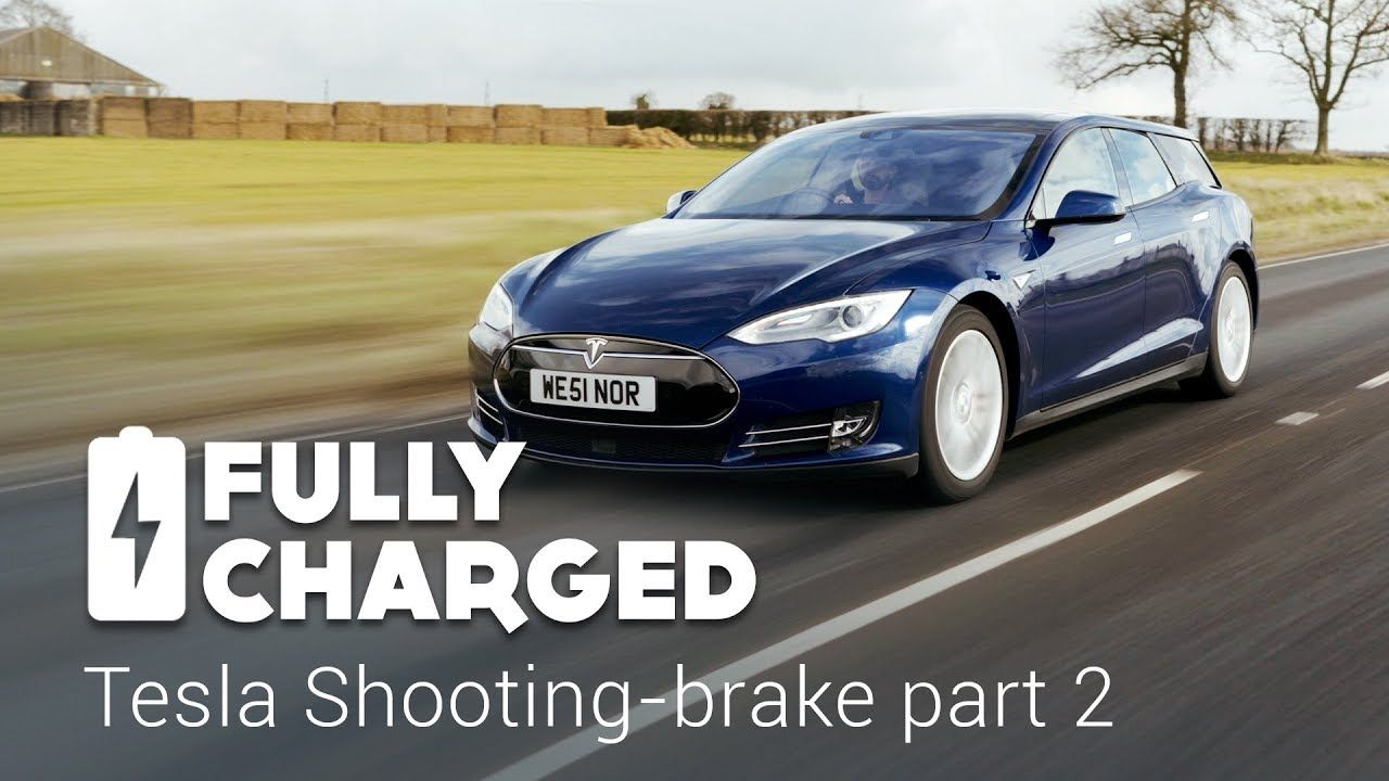 A Company By The Name Of Qwest Norfolk Based In The United Kingdom Late Last Year Completed Development Of A Wagon Conversio Shooting Brake Tesla Tesla Model S