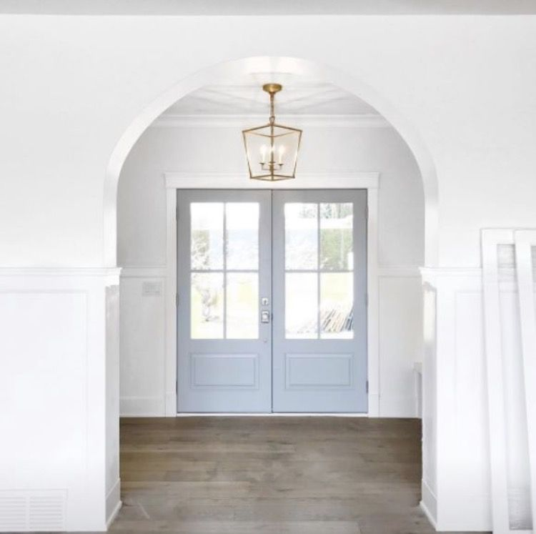 Benjamin Moore Athabasca. Front door paint color | Decor ...