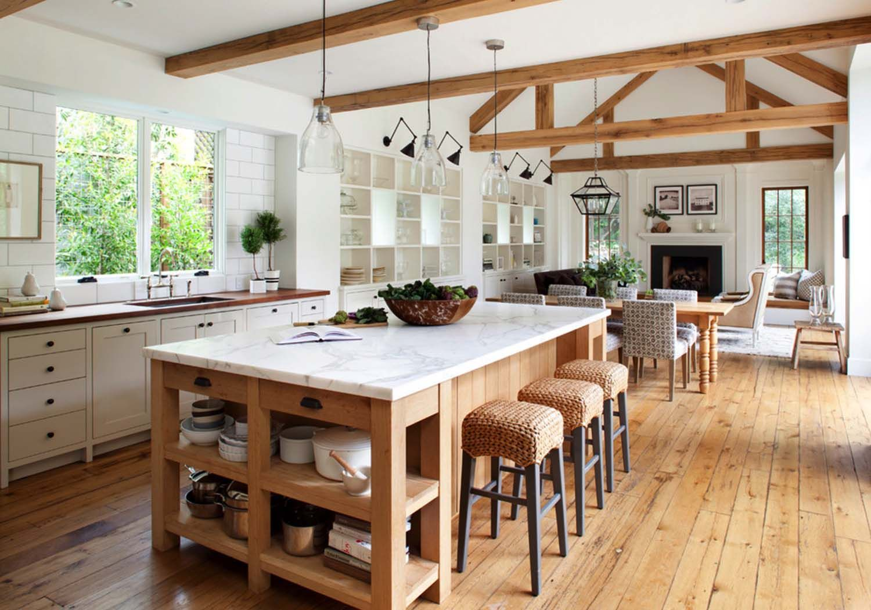 Modernen Landhausstil, Bauernhaus Design, Texas Bauernhaus, Bauernhaus  Innen, Modern Rustikalen, Länderküchen, Träumen Küchen, Fünfte, Die Küche