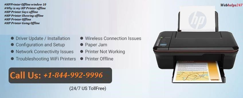 HP printer offline offers an assortment of electronic item