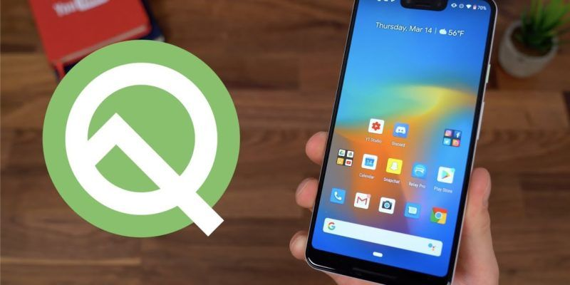 Android Q Beta Features you can try right now Dark mode