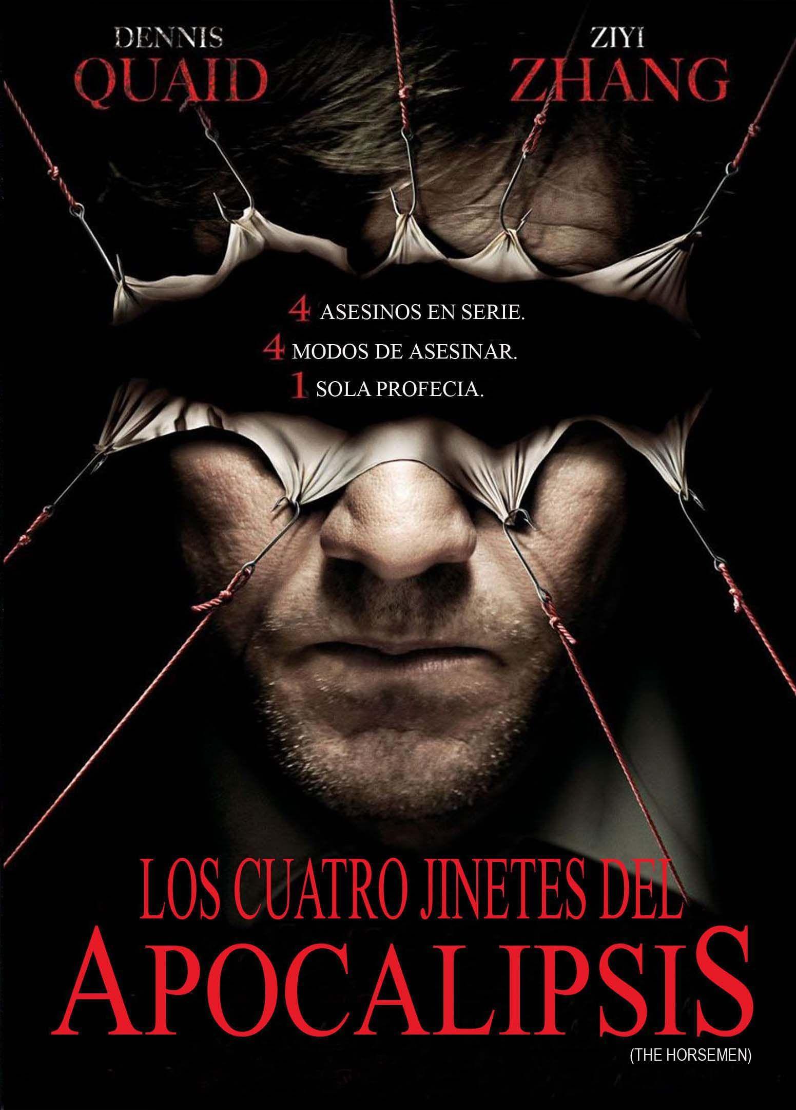 Dennis Quaid Interpreta A Un Amargado Detective Devastado Por La Reciente Pérdida De Su Mujer Mientras Investiga Un Caso Jinete Apocalipsis Asesinos En Serie