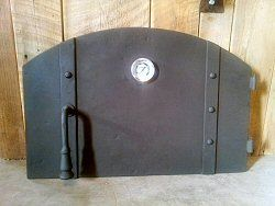 Teton Iron Pizza Oven Door Md 208 Outdoor Pizza Oven And