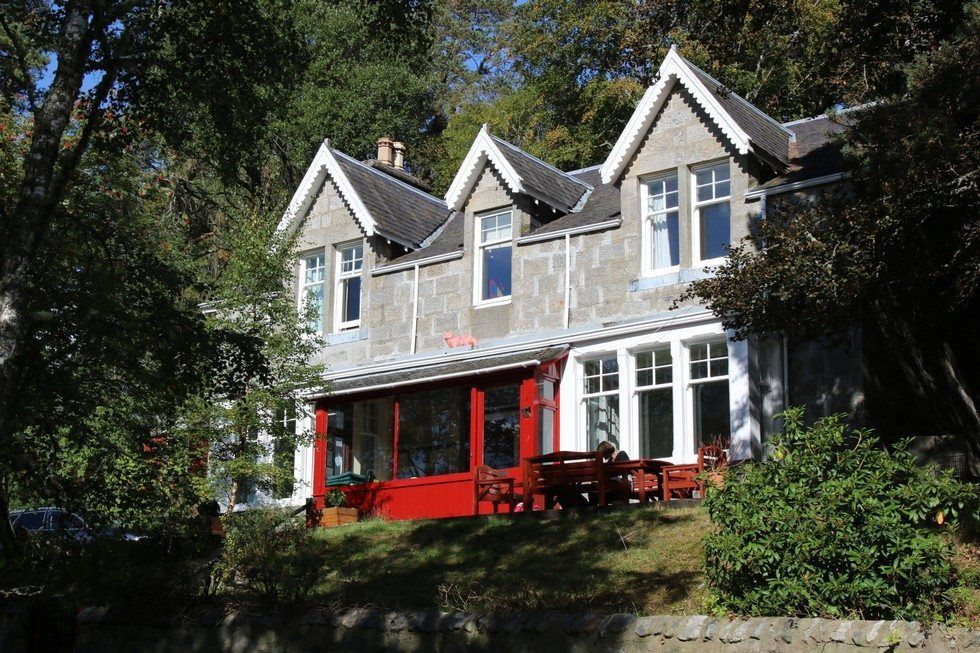 Www Theholidaycottages Co Uk Netherwood House Newtonmore