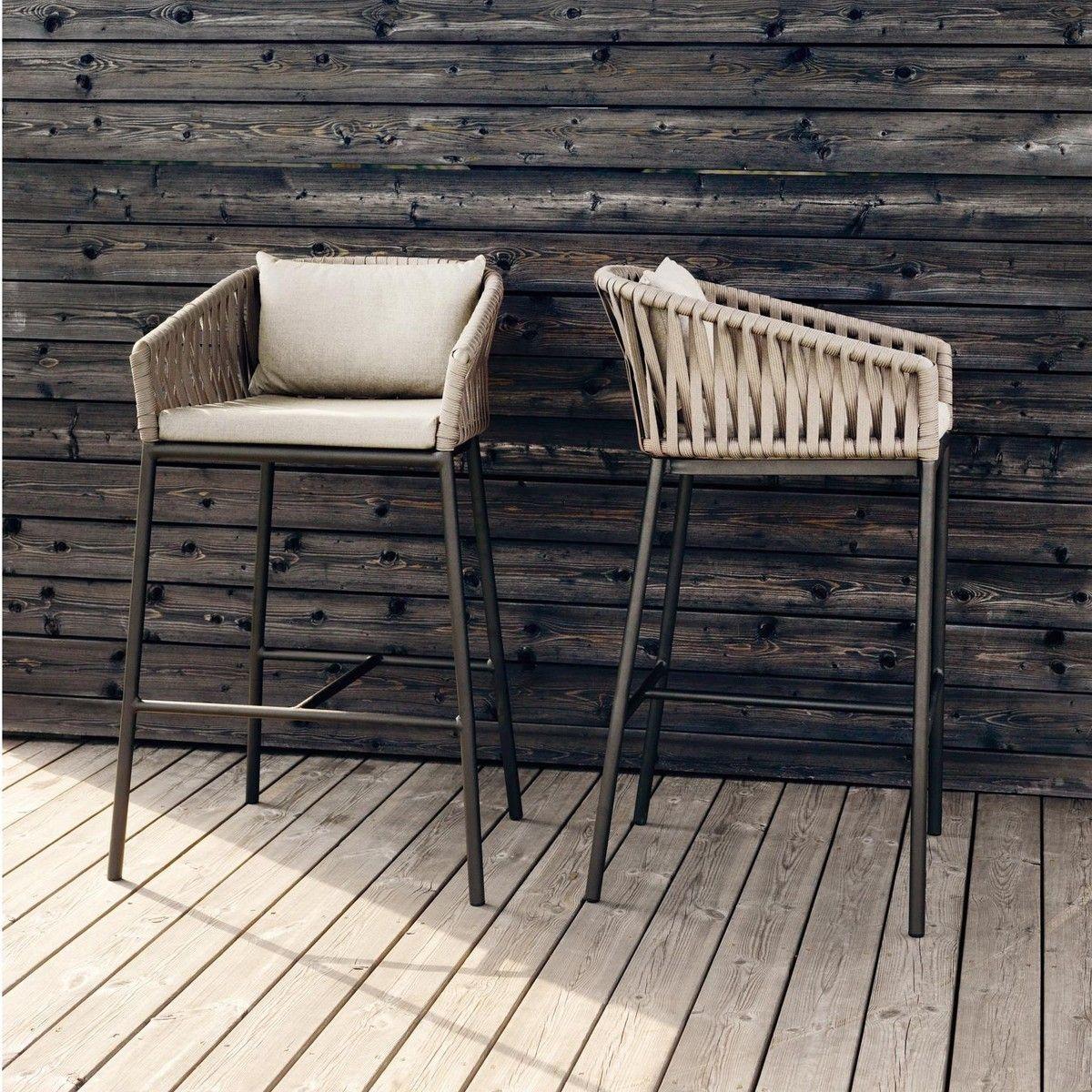 Bitta barstool outdoor furniture decor muebles bar for Kettal muebles