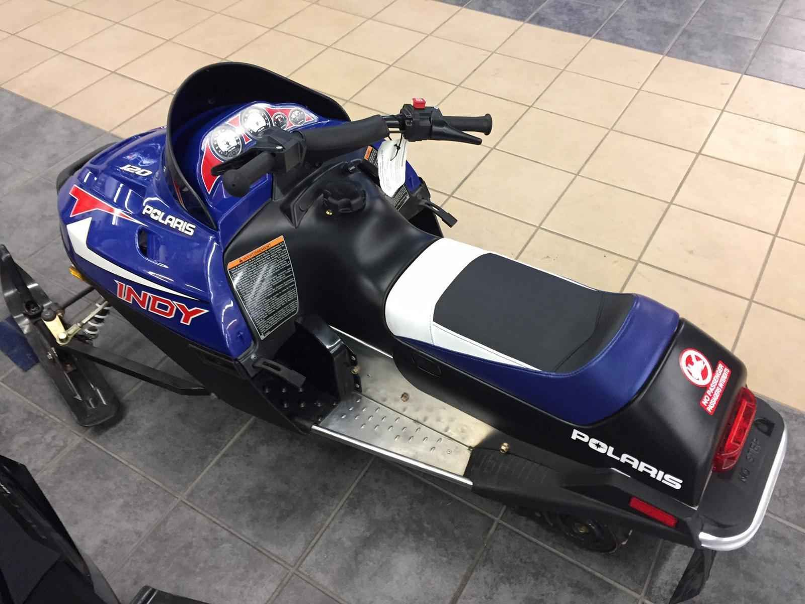 POLARIS SNOWMOBILE WHITE SWITCHBACK PRO X 800 NEWRAY TOYS# 57783A