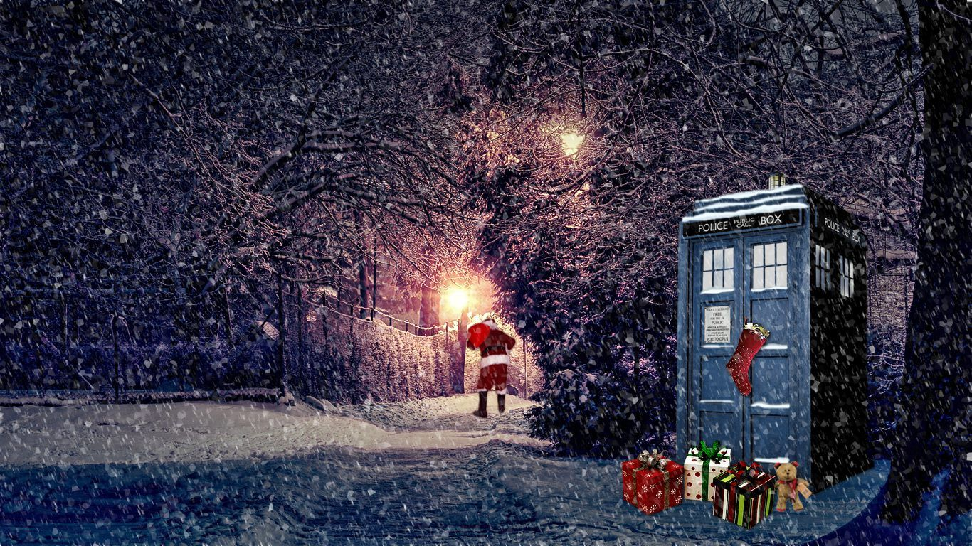 Doctor Who Christmas.Pin On Tardis